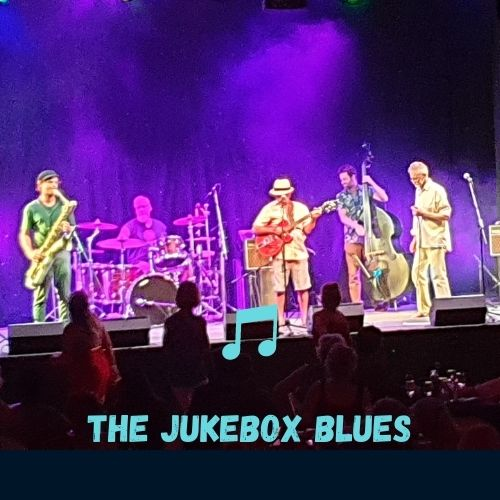 The JukeBox Blues - New Year New Blues