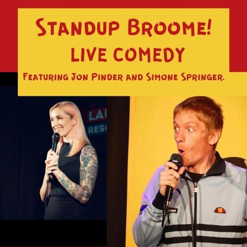 Stand Up Broome - Live Comedy
