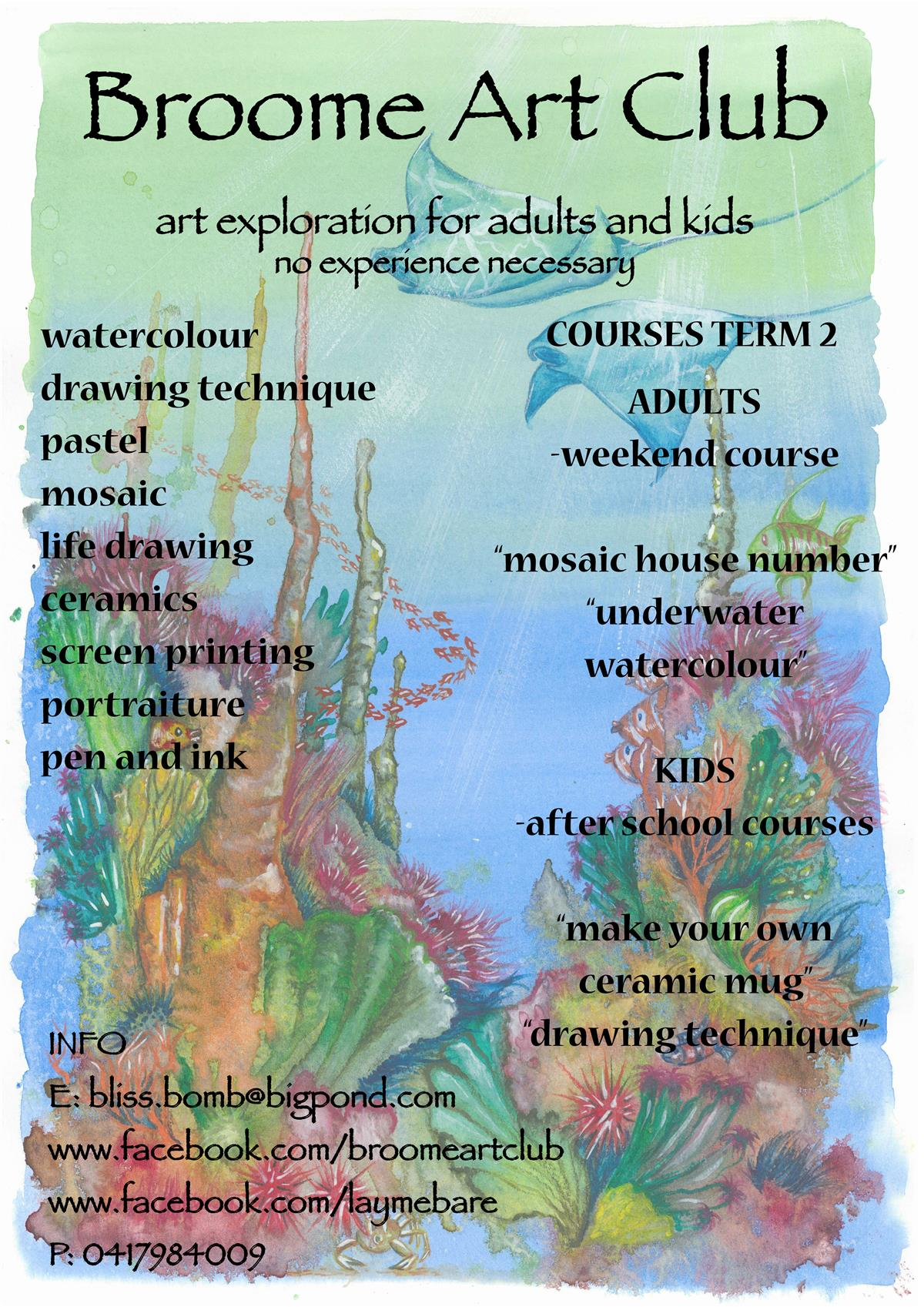 Broome Art Club