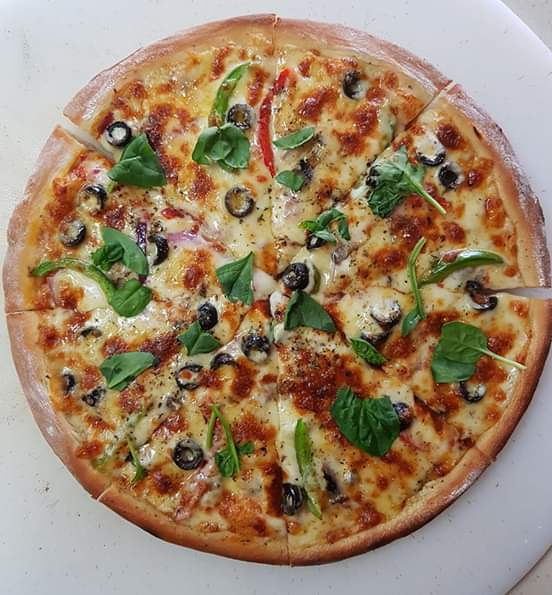 Bushy Pizza