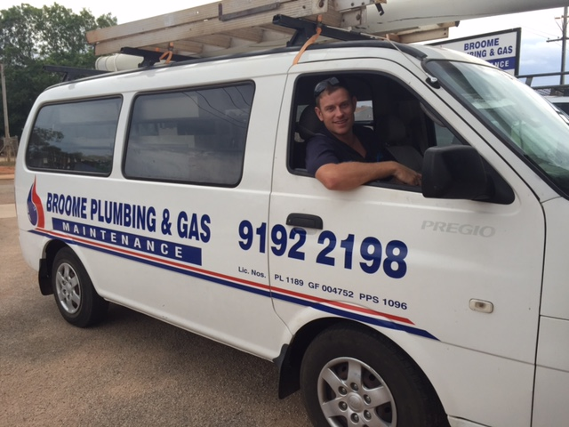 Broome Plumbing and Gas