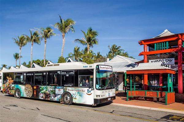Broome Explorer Bus 72 hr Value Added Pass