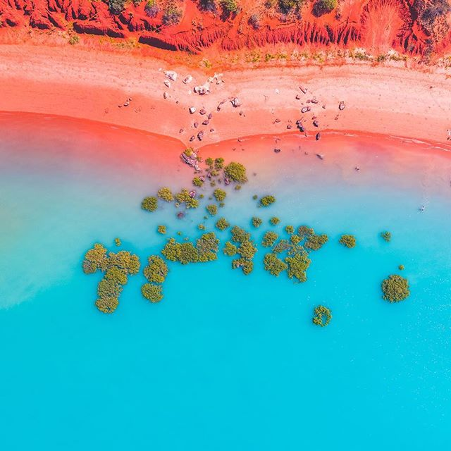 The Colours of Broome are Amazing