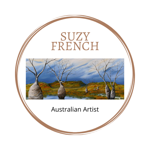 Suzy French Art