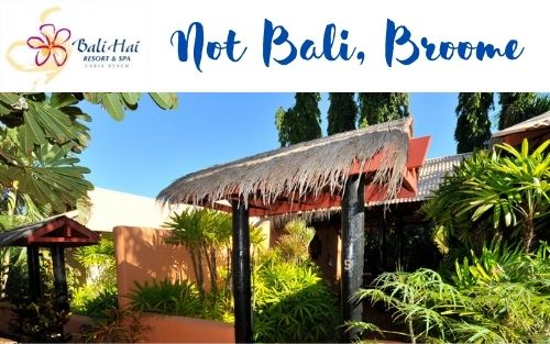 Bali Hai Travel Package 4 Nights for 2 People