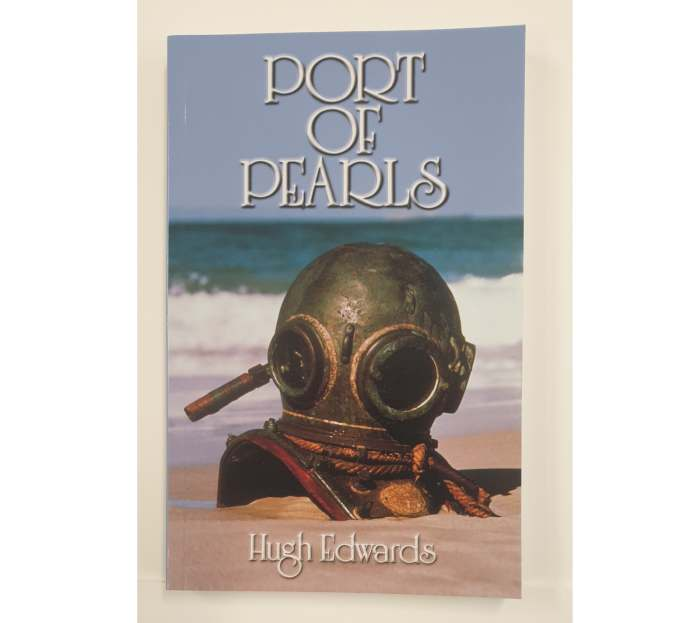 Port of Pearls by Hugh Edwards
