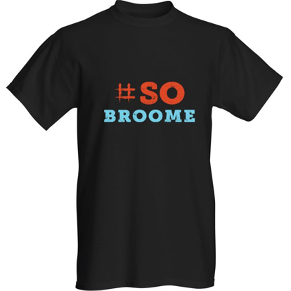 So Broome Cotton T Shirt